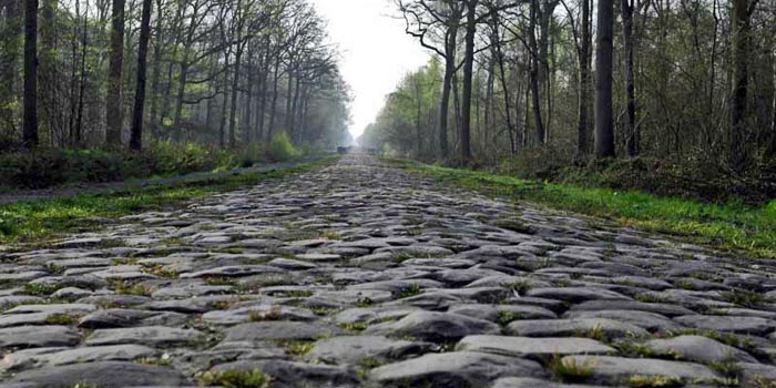 L'Enfer du Nord (Paris-Roubaix) April 2015