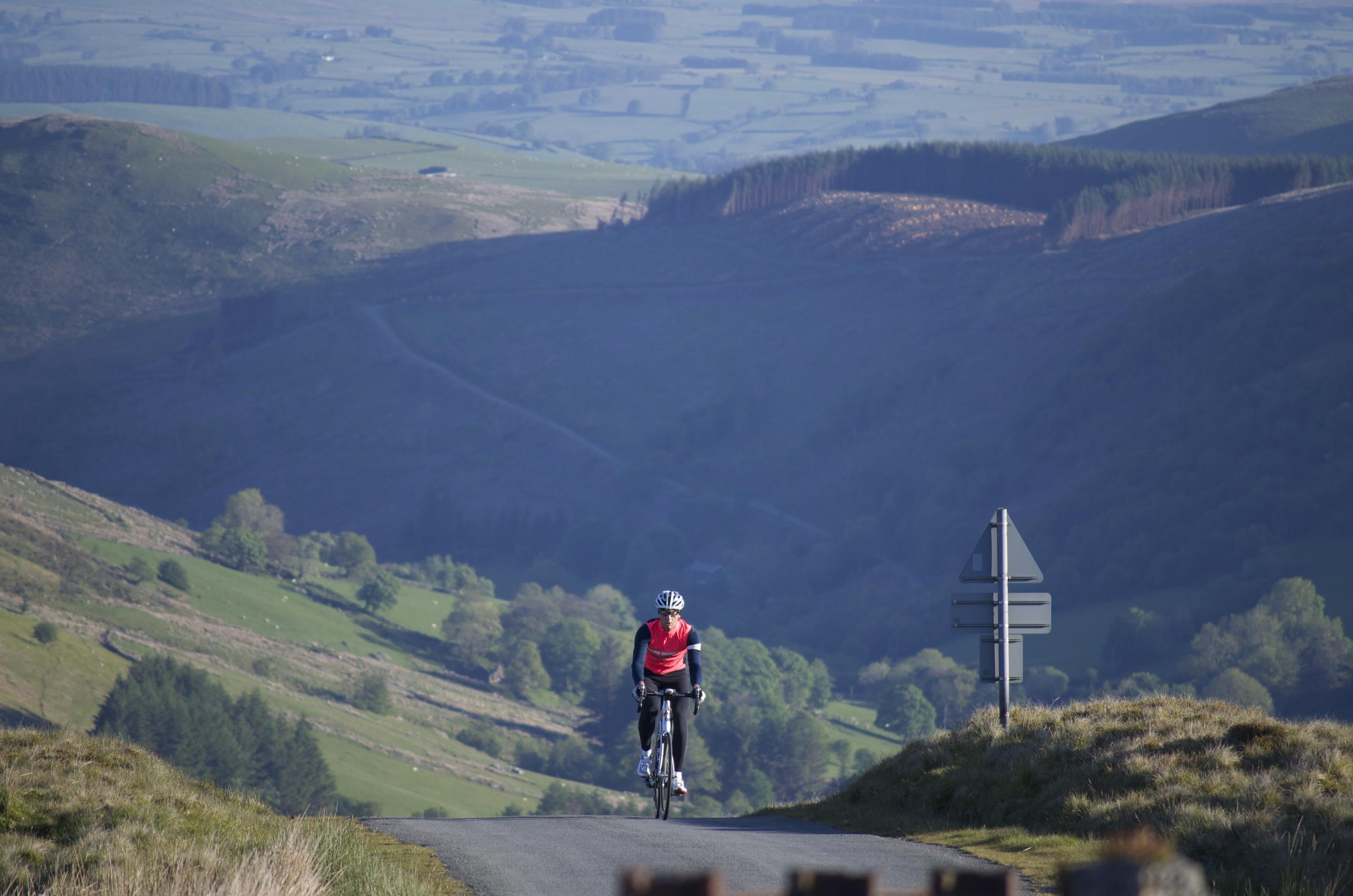 Everesting # 1: Bradenham Wood Lane & An Ongoing Story…