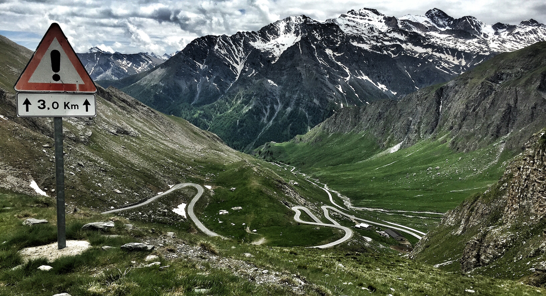 If you're going to spend c.24 hours on a single climb, pick something really compelling: The Agnello, Cottian Alps.