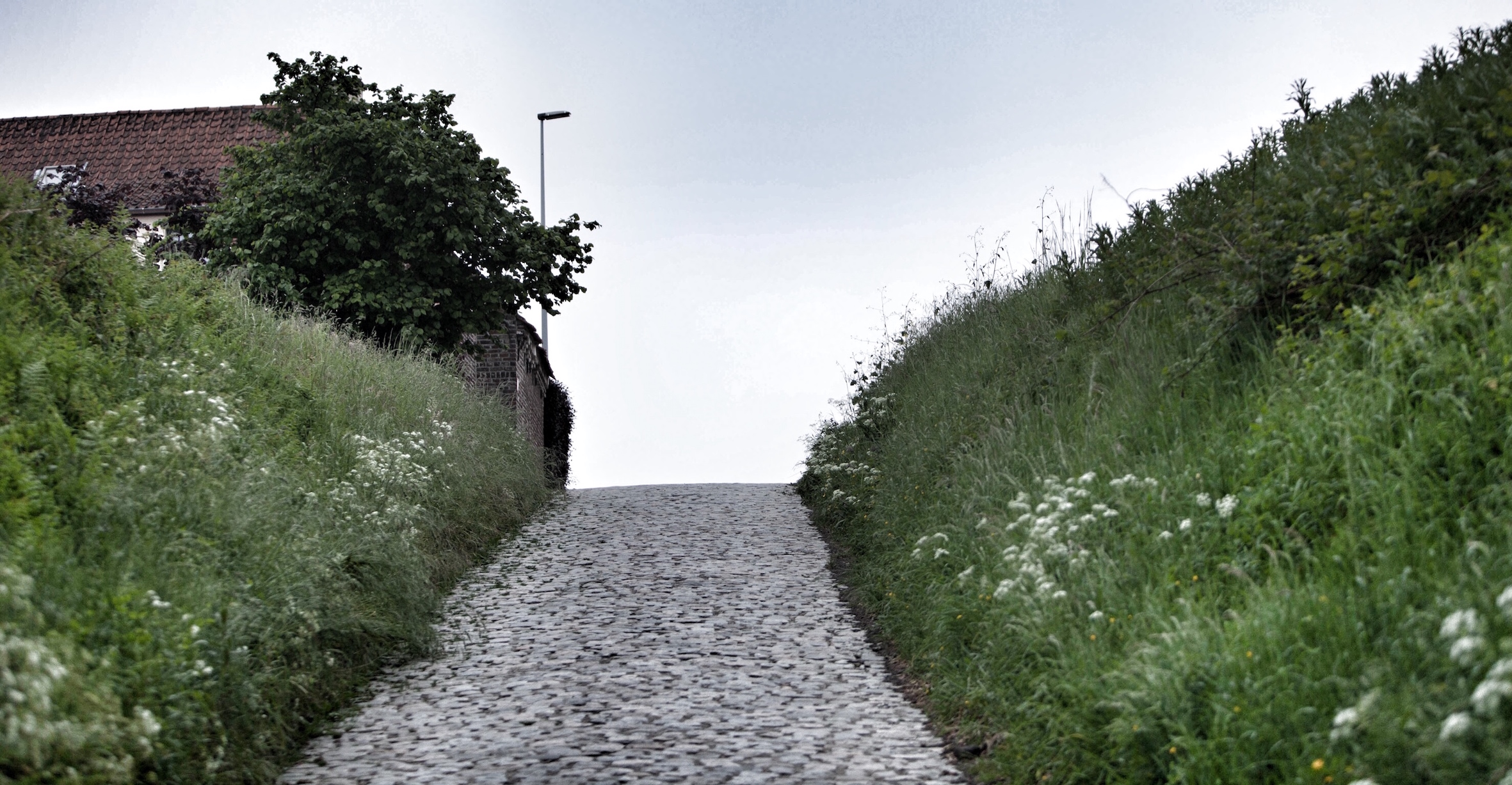 The Koppenberg. Make sure this one's on your bucket list.