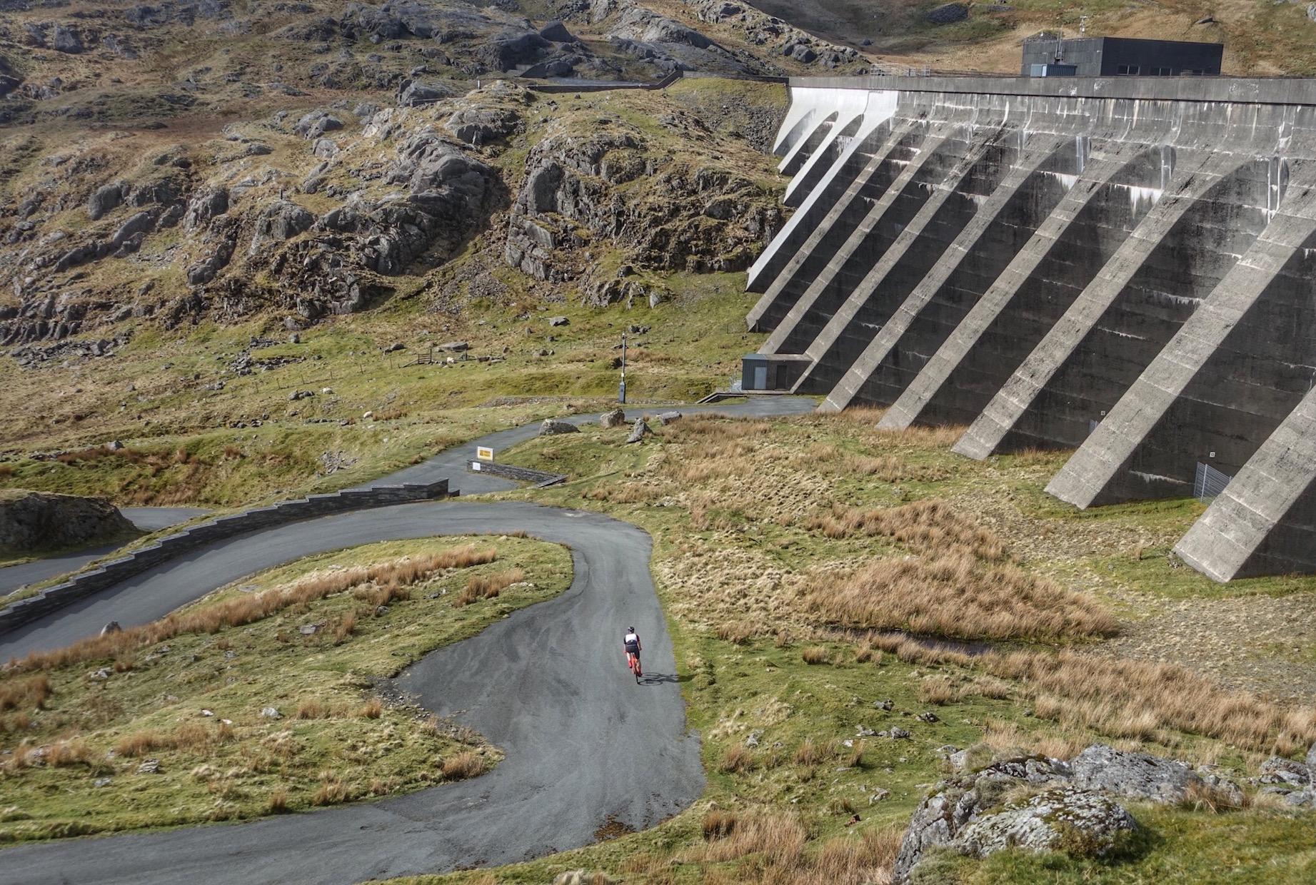 Stwlan Dam