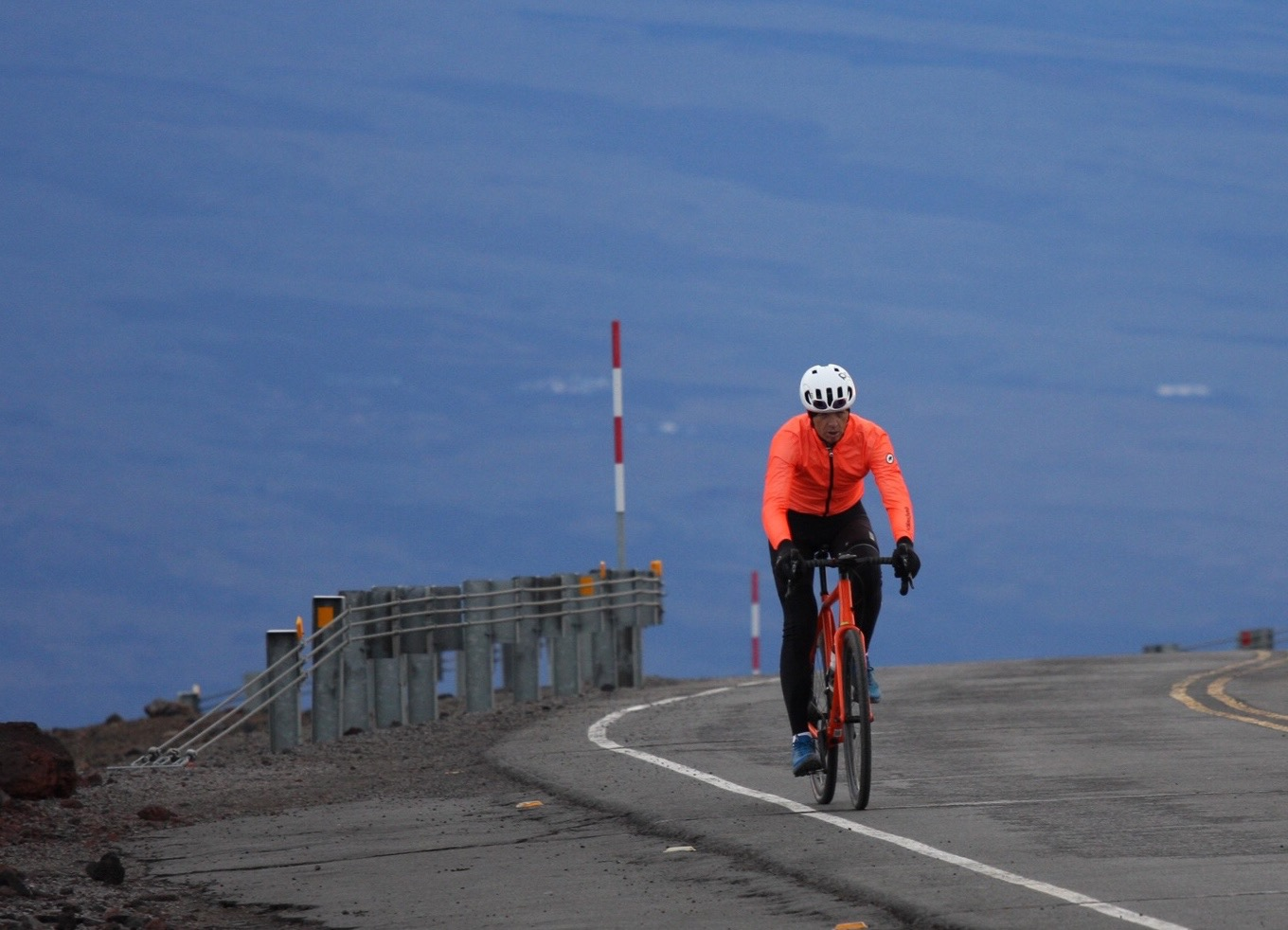 Mauna Kea: Cycling the Hardest Climb in the World