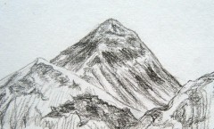 Everest Sketch