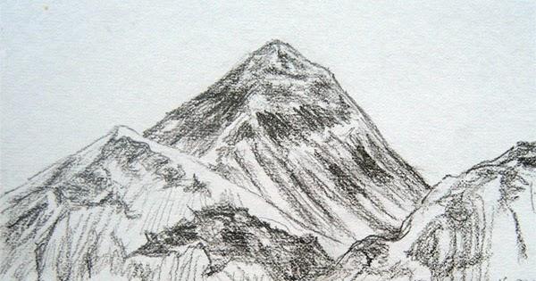 Everest Sketch