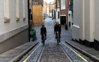 London – Roubaix : Cycling 100 Miles on the cobbled streets of Central London : A Lockdown 2.0 Project